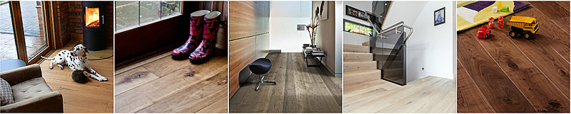 Real Wood Flooring Care